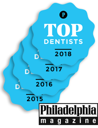 Philadelphia magazine's Top Dentists 2015-2018